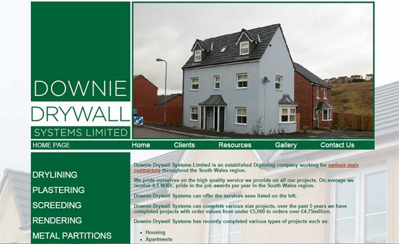 Drywalling specialist