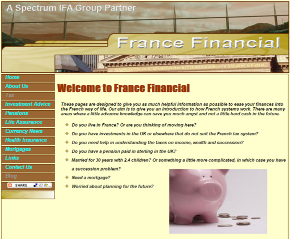 Financial advice france